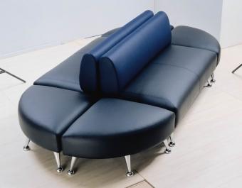 Мягкая мебель Блюз в интерьере